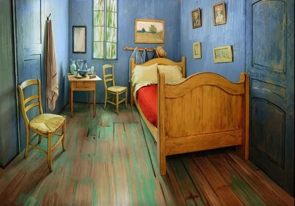 Header Image Van Gogh's Bedroom