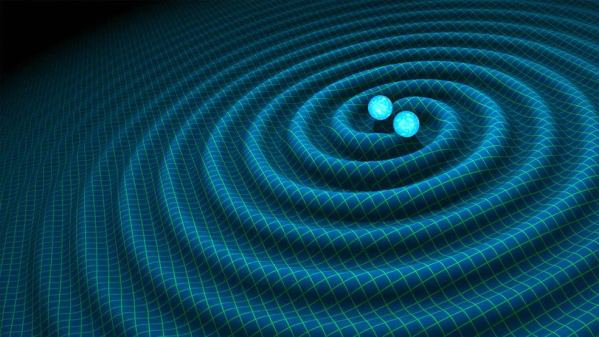 Einstein was right about ripples in spacetime!