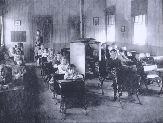 Mount_Tabor_New_Schoolhouse,_1914
