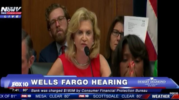 Watch Wells Fargo CEO John Stumpf get raked over the coals by Congress