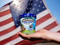 Ben & Jerry's Flavor 'Empower Mint' to Help NAACP Fight 'Voter Suppression'
