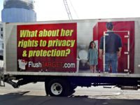 Anti-Target Campaign 'Flush Target' Truck to Visit Every Target Store in Minnesota