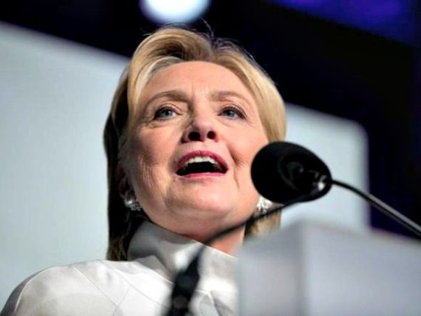 HRC Philly Andrew Harnick AP