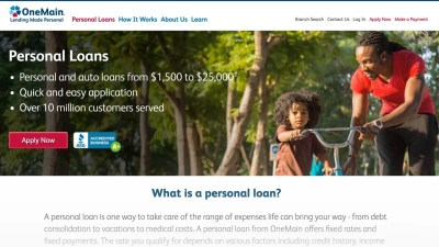 OneMain Financial personal loans: 2018 comprehensive review