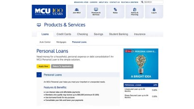 Municipal Credit Union personal loans: 2018 comprehensive review