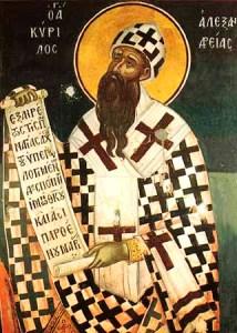 Sveti Kiril Aleksandrijski