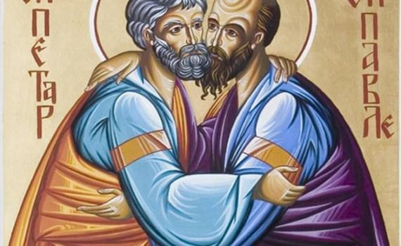 Sveti apostoli Petar i Pavle 0002