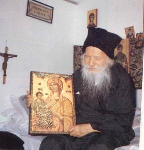 Starac Porfirije Kavsokalivita