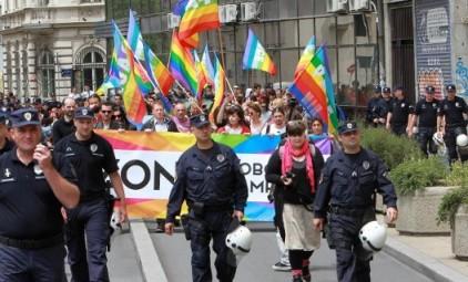 gej parada u Beogradu 27 jun