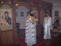 Badovinci 2015 - Bogojavljenje - jeromonah Simeon 3