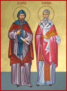 Sv. Cirilo i Metodije