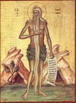 Sveti Onufrije Veliki