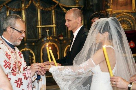 venčanje protestanta u Sabornom hramu u Bg 2