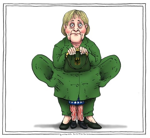 Joep Bertrams - The Netherlands - visitor - English - nsa, obama, merkel, spy,