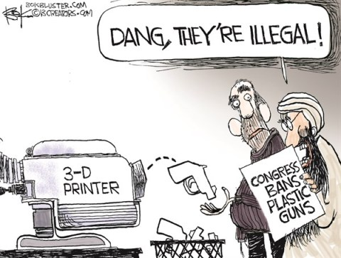 141589 600 Congress Bans Plastic Guns cartoons
