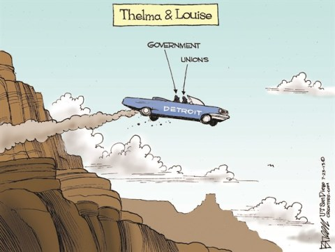135155 600 Thelma and Louise cartoons