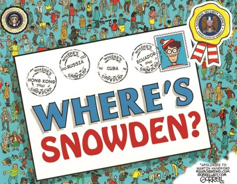 133687 600 Wheres Snowden cartoons