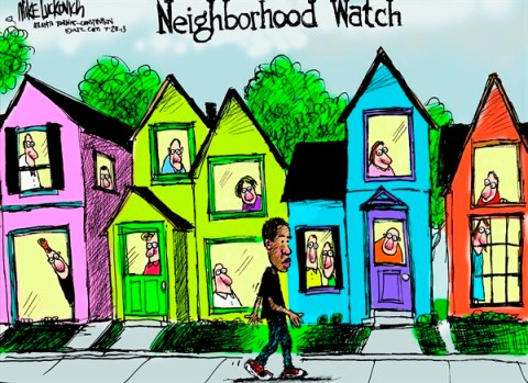 135376 600 Neighborhood Watch cartoons