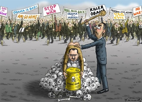 136866 600 Anti USA Protests cartoons