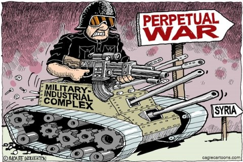 136612 600 Toward Perpetual War cartoons
