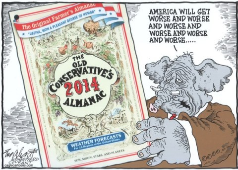 Bob Englehart - The Hartford Courant - Not the Farmer's AlmanacCOLOR - English - farmers almanac, the old farmers almanac,annual winter prediction