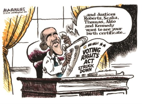 133713 600 Voting Rights Act cartoons