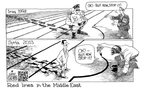 131245 600 Syrian Red Line cartoons
