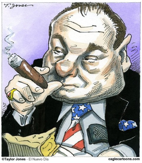 Taylor Jones - El Nuevo Dia, Puerto Rico - American as apple pie and Tony Soprano - COLOR - English - 		james gandolfini,tony,soprano,sopranos,mob,mafia,organized,crime,HBO,television,new jersey,celebrities,memorial,italian,americans