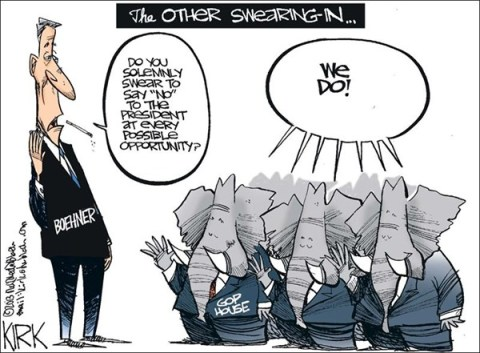 Swearing In © Kirk Walters,Toledo Blade,house,boehner,gop,swear,oath,office,opportunity