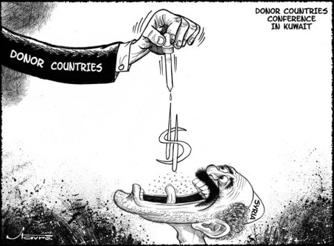 126363 600 Donor Countries cartoons