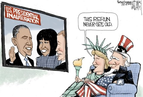 Jeff Darcy - The Cleveland Plain Dealer - Presidential Inauguration - English - obama,inauguration,tv,washington,term,obama-inauguration