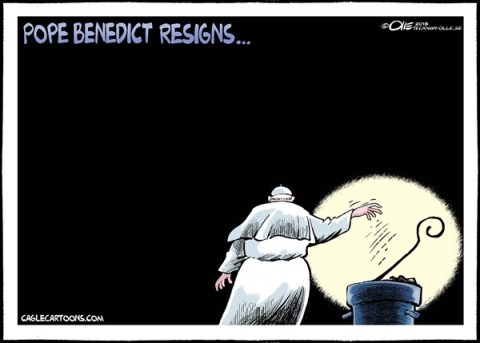 Olle Johansson - Sweden - Pope Benedict Resigns - English - Pope, Resigns, Benedict XVI , shocked, Catholics, news, Leader, Church, Vattican