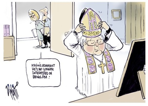 Paul Zanetti - Australia - New Pope - English -