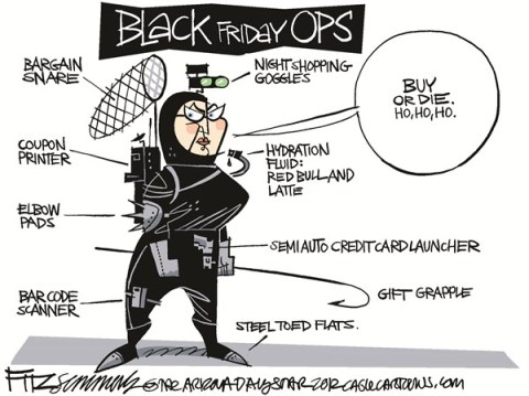 David Fitzsimmons - The Arizona Star - black friday - English - black friday, thanksgiving
