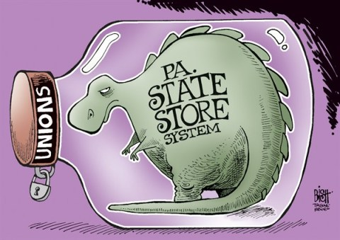 Randy Bish - Pittsburgh Tribune-Review - LOCAL, PA- STATE STORES, COLOR - English - PENNSYLVANIA, STATE STORES, LIQUOR, BOOZE, SALES, LCB, UNION