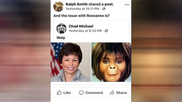 Florida Republican leader posts support for Roseanne s tweet