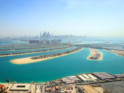 The Real Story Behind Dubai's Palm Islands - Condé Nast Traveler