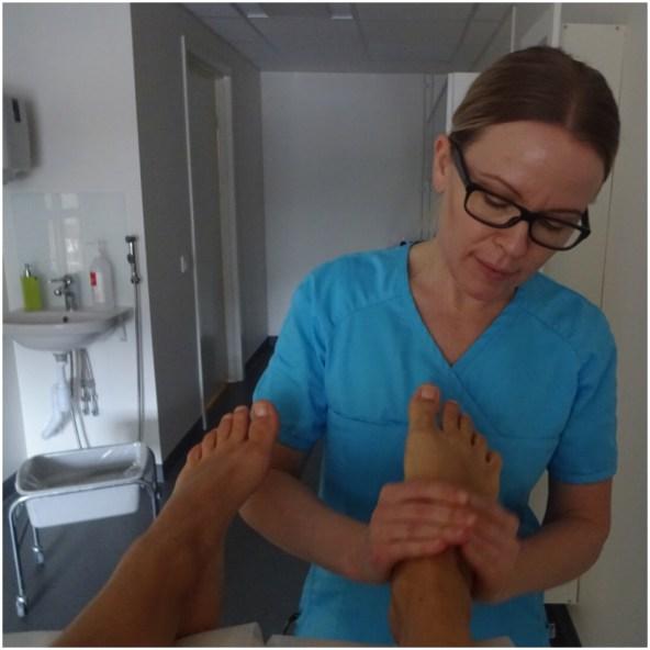 Medicinsk fotvård hos Aktiva Fötter