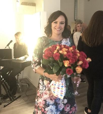 Colours by Jenny Hansson firade två år i fredags