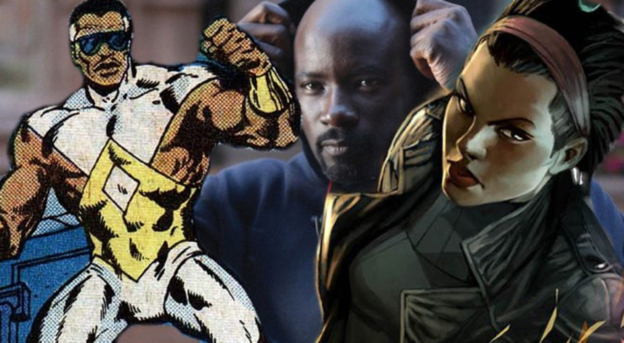 Bushmaster And Nightshade Cast For Luke Cage Season 2
