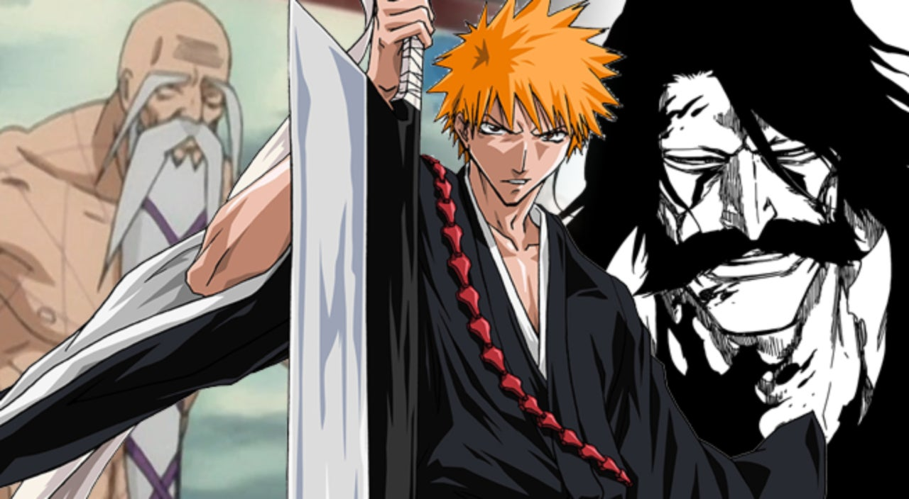 5 Strongest  Bleach  Characters