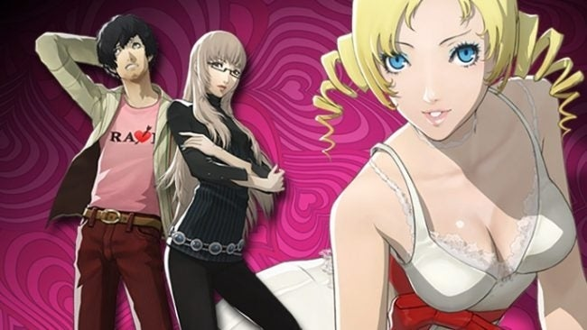 Catherine  Full Body Remake Reveals A Ton Of New Screenshots