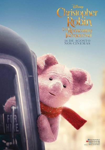 'Christopher Robin' Character Posters Released