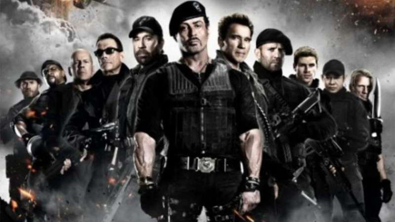 Large Of Expendables 3 Full Movie