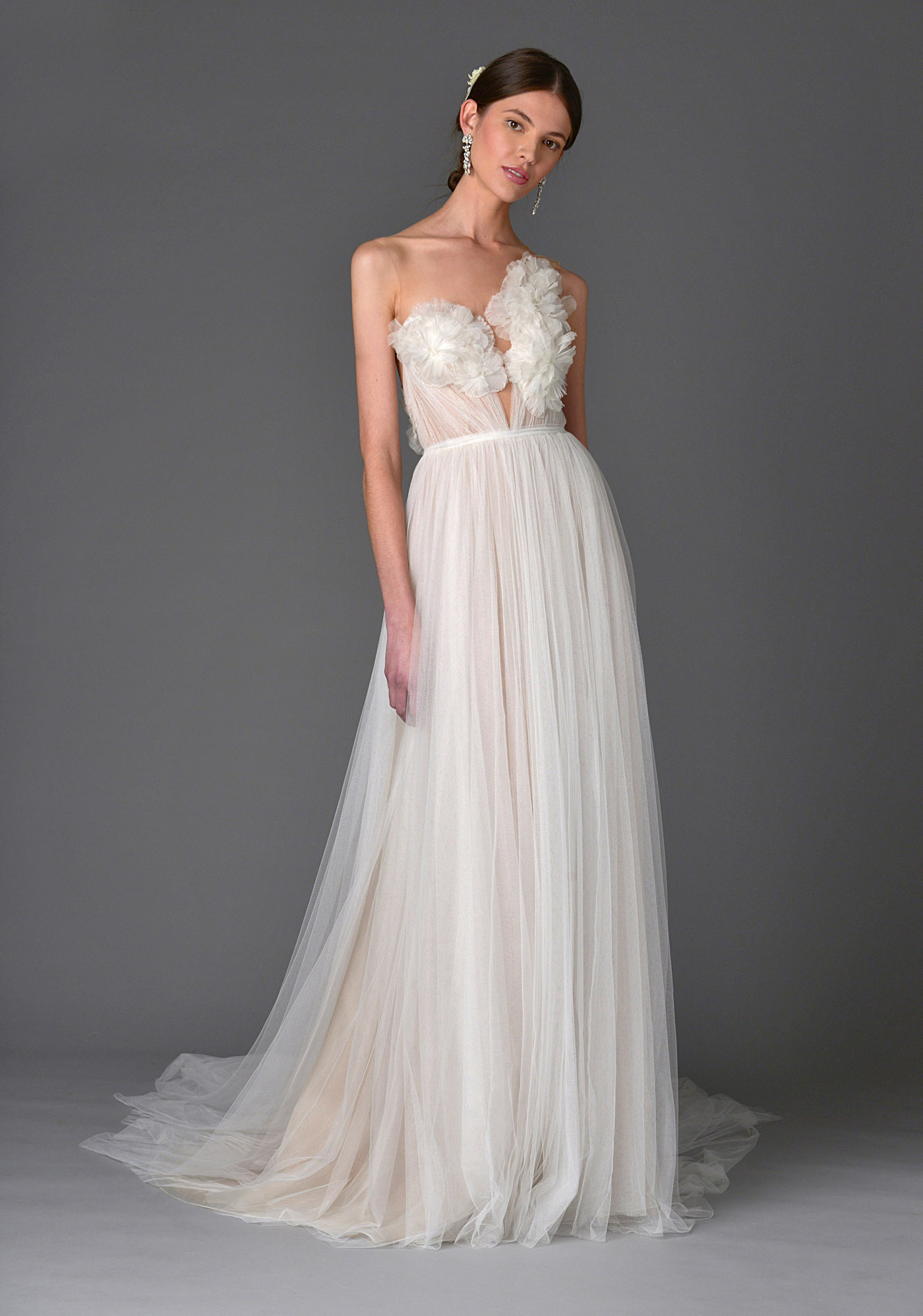 wedding dresses by marchesa spring summer marchesa wedding dresses Marchesa Bridal Spring Lookbook April 13