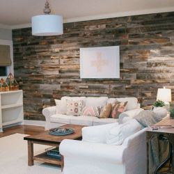 Small Of Reclaimed Wood Wall