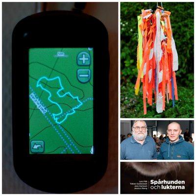 GPSspår