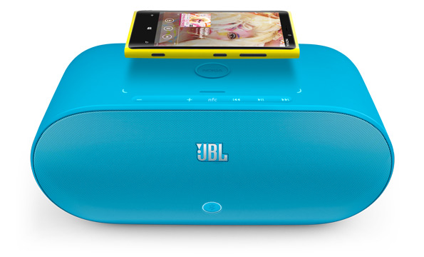 JBL speaker - Wireless Charging