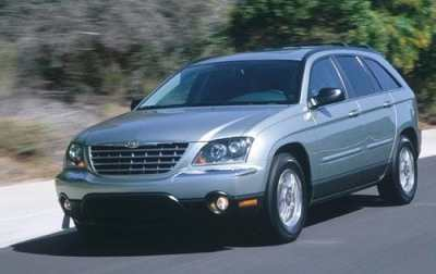 Used 2004 Chrysler Pacifica Pricing - For Sale | Edmunds