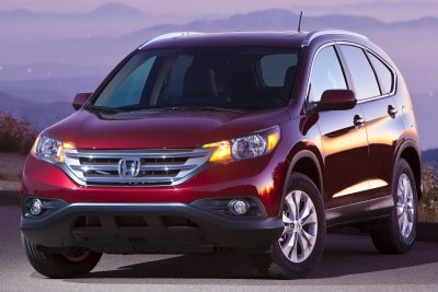 Used 2012 Honda CR-V SUV Pricing & Features | Edmunds